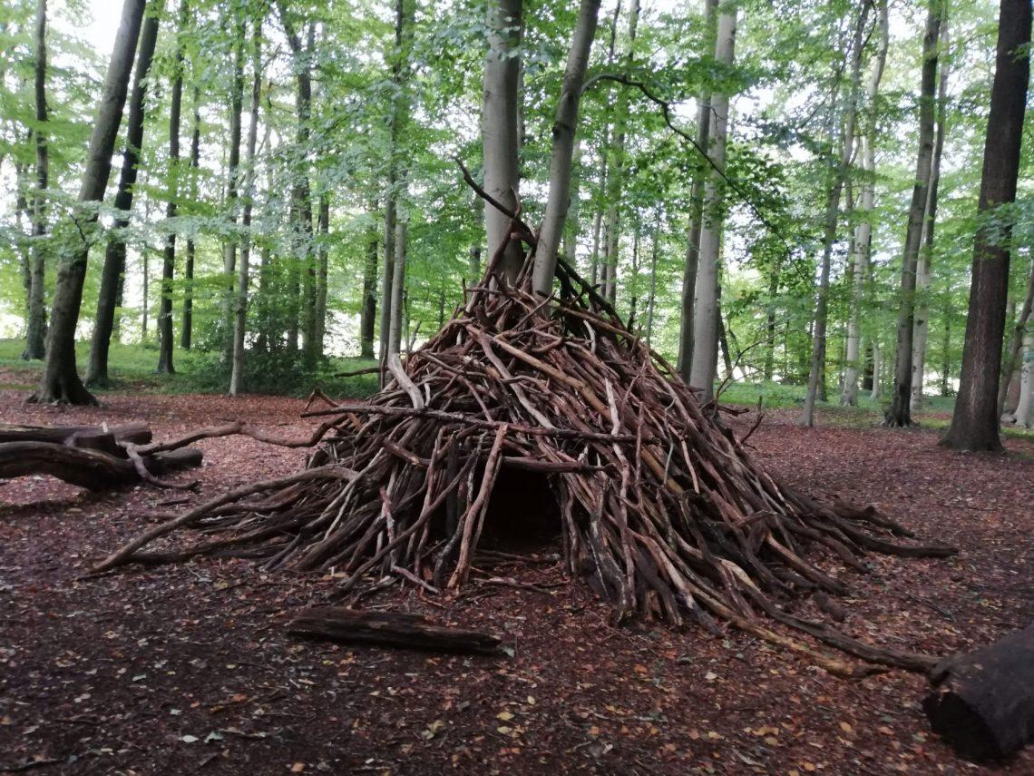 Hexenhäuschen Bentlager Wald